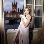 Sally Bercow at Parliament
