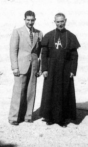 Bartali and the cardinal