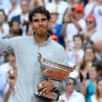 Nadal wins in Paris