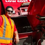 kApiti rubbish Truck-Staff