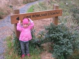 June Rowland Lookout