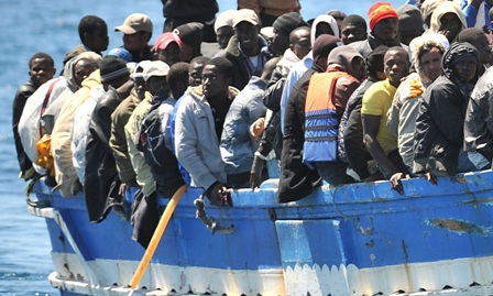 african refugees