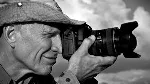 The master photojournalist