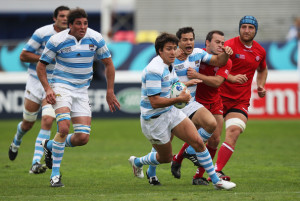 Georgia struggled with a a man down against the Pumas