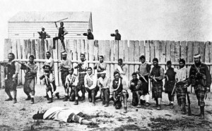 Kupapa and settler troops