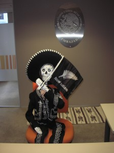 Receptionist at the Mexican Embassy in Wellington