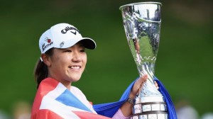 World golf's number one Lydia Ko will be hard to beat for the Supreme Award