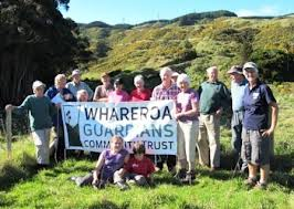 Whareroa Guardians; one of more than 20 conservation groups in the Kapiti District