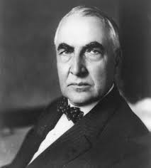 Warren Harding was one of the USA's less distinguished presidents
