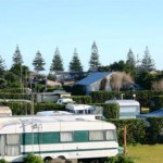 Otaki beach powered-camp-site