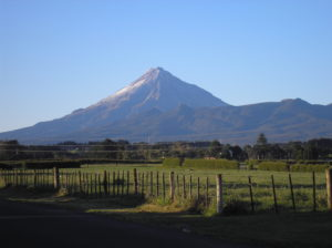 A Taranaki feature our friend well remembers
