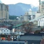 Blue Ridge Paper Products factory