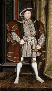 Desperate for a male heir