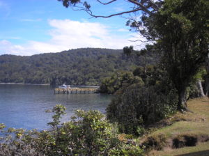 Stewart Island: the first big challenge